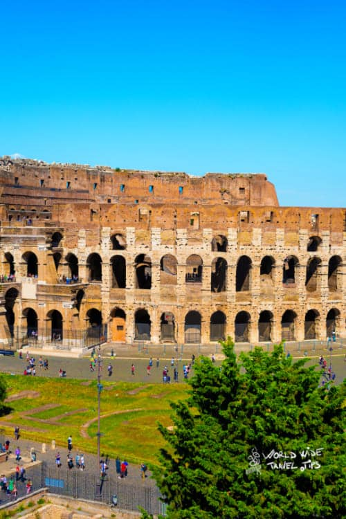 Rome best city to visit in Italy Colosseum Colosseo