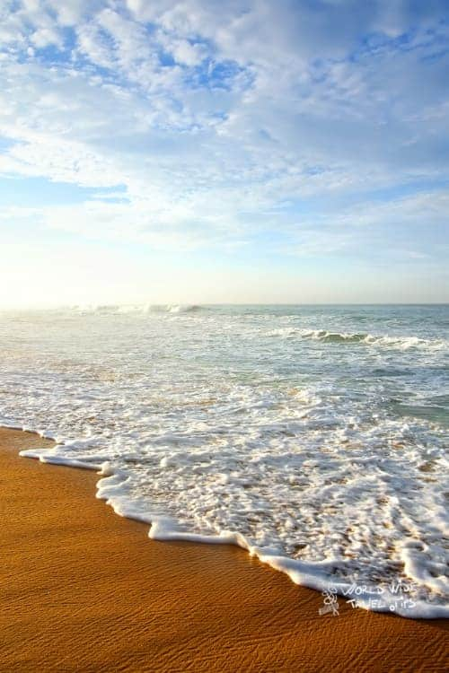 Sri Lanka Panadura Beach