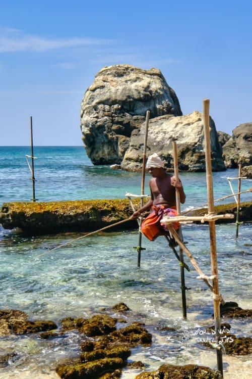 Sri Lanka weligama beach