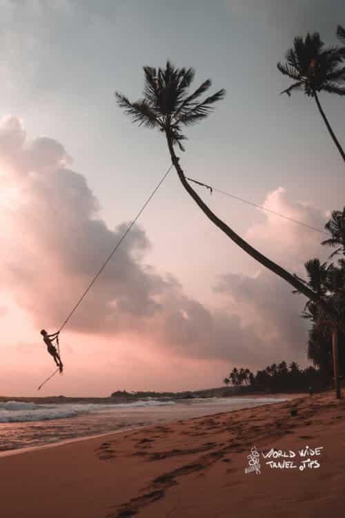 Unawatuna Sri Lanka Beach Sri Lanka Beaches