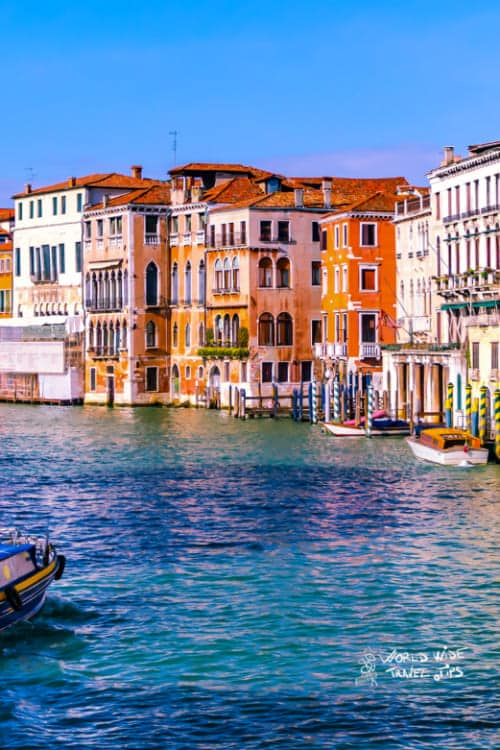 Venice Italy best cities to visit in Italy