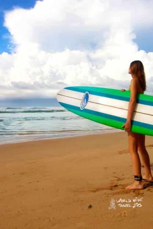 Weligama Sri Lanka beautiful beach