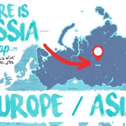 Is Russia European or Asian