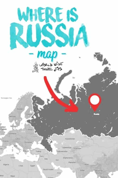 Where is Russia is on what continent