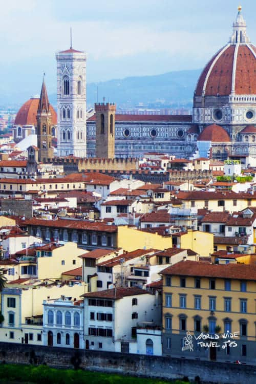 best cities to visit in Italy Florence Firenze Duomo