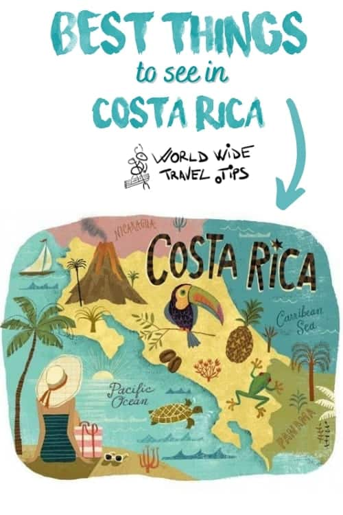 Best things to see in Costa Rica