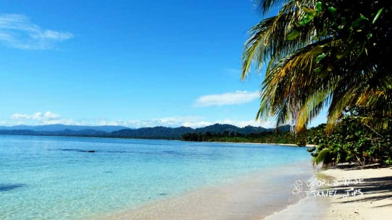 Coconut Beach Punta Uva beaches in Limon Costa Rica
