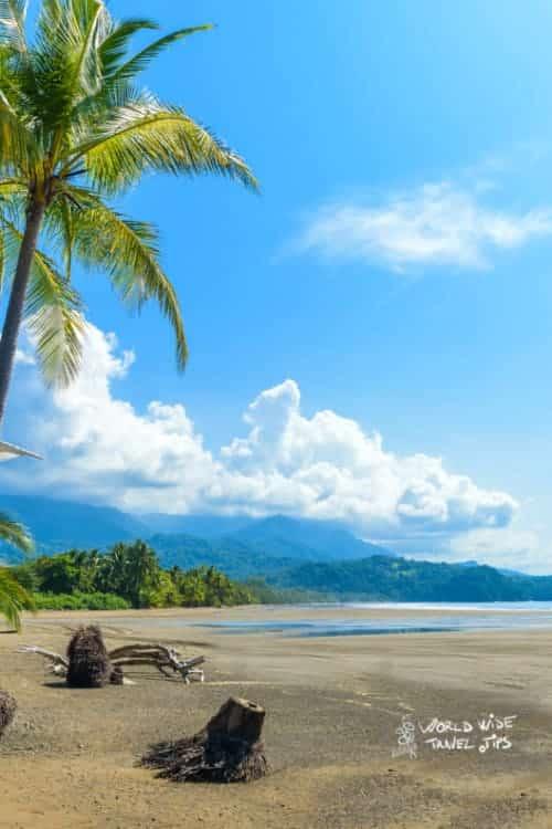 Playa Costa Ballena Beach Costa Rica
