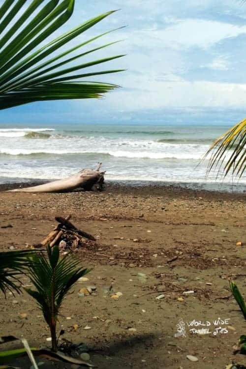 Costa Rica Playa Dominical Beach