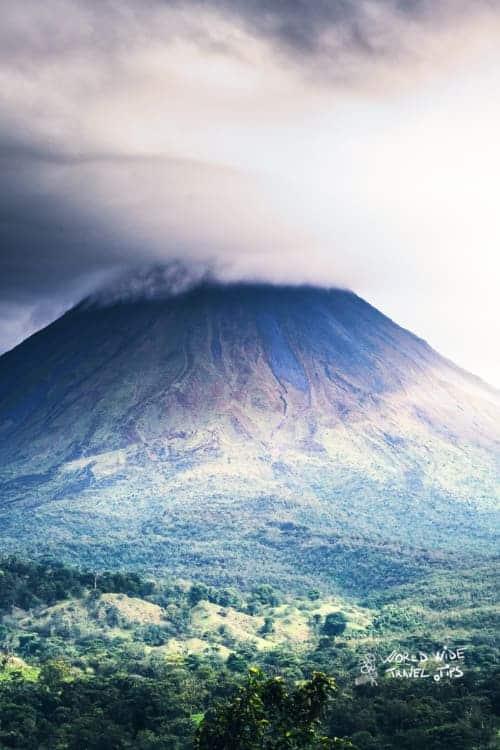 Costa Rica Volcano Hiking
