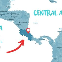 is Costa Rica in Central America