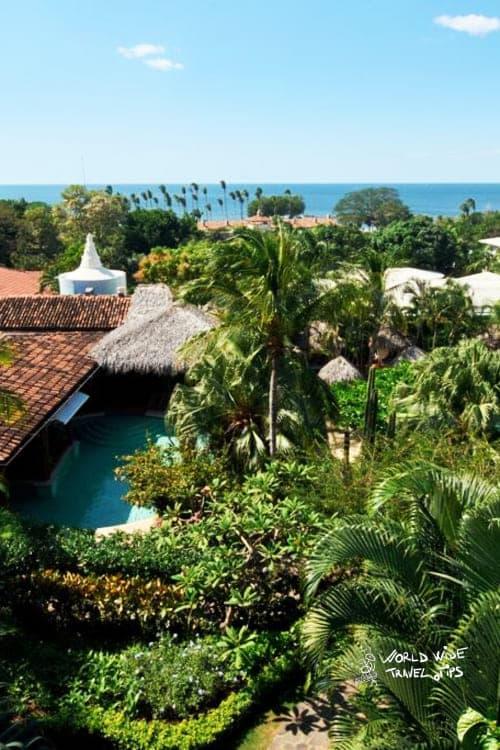 Hotel Jardin del eden boutique hotel tamarindo Costa Rica