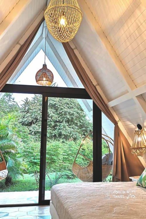 Hotel Les voiles blanches tamarindo Costa Rica
