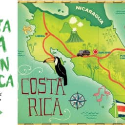 is Costa Rica in Latin America