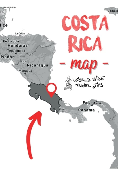 Is Costa Rica part of US