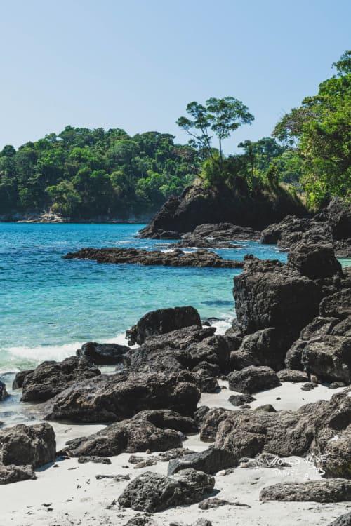 Manuel Antonio Beach Puntarenas Quepos Costa Rica