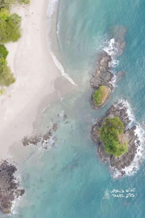 Manuel Atonio Beach Costa Rica