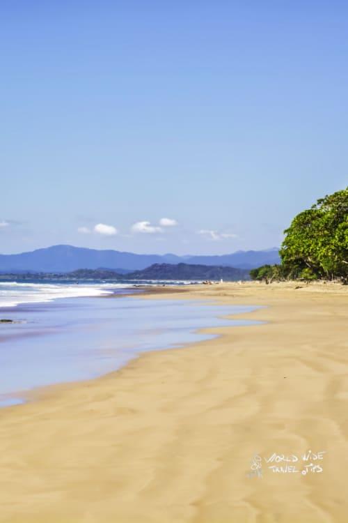 Manzanillo Beach Costa Rica best beaches