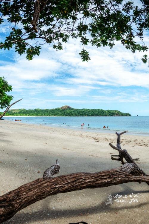 Playa Conchal beach Costa Rica beaches