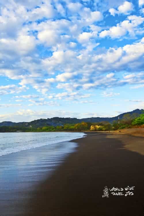 Playa Conchal beach Beaches in Costa Rica near San Jose