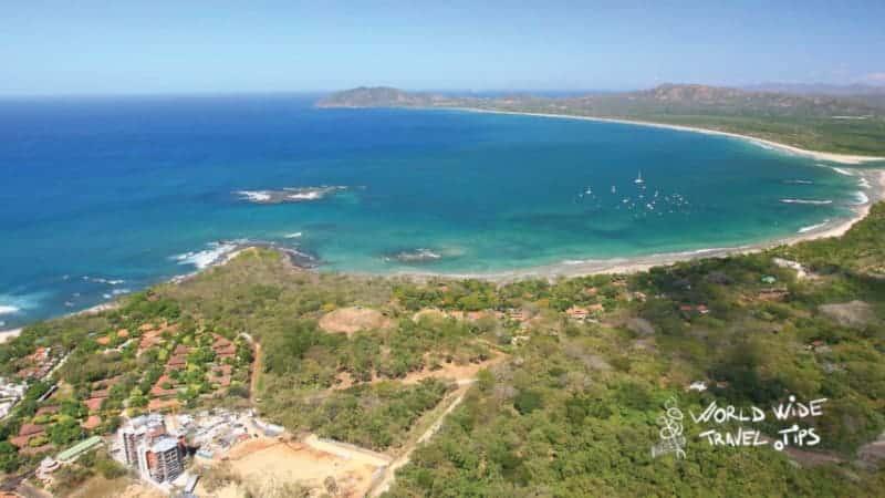 beaches in Tamarindo Playa Grande Costa Rica