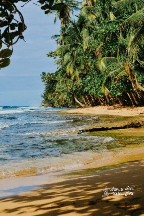 Playa Manzanillo Beach Central America Beaches