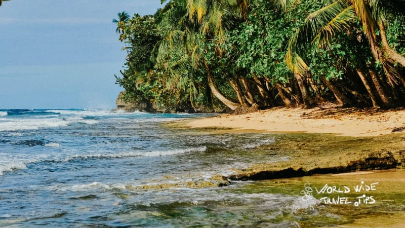 beaches in Costa Rica San Jose Playa Manzanillo Beach