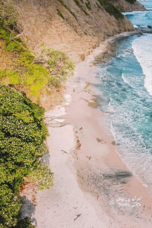 Playa Samara Beach Nicoya Best swimming beach Costa Rica