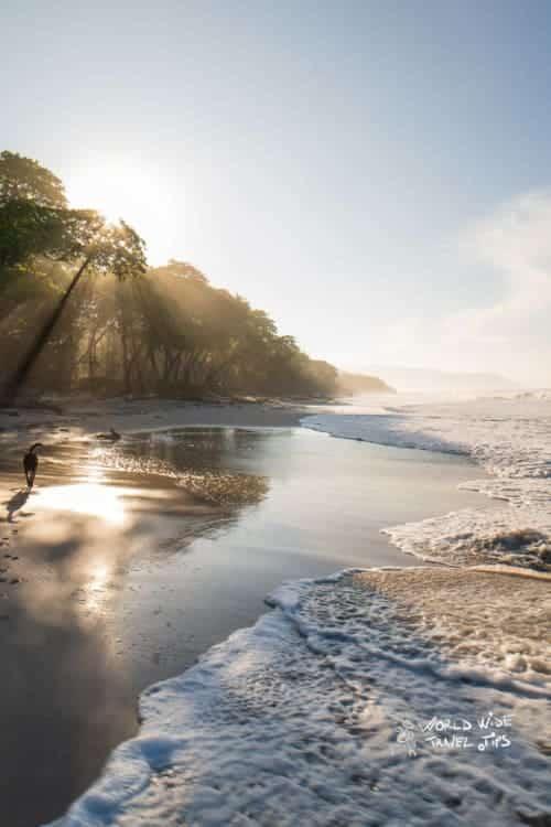 Playa Santa Teresa Beach Costa Rica