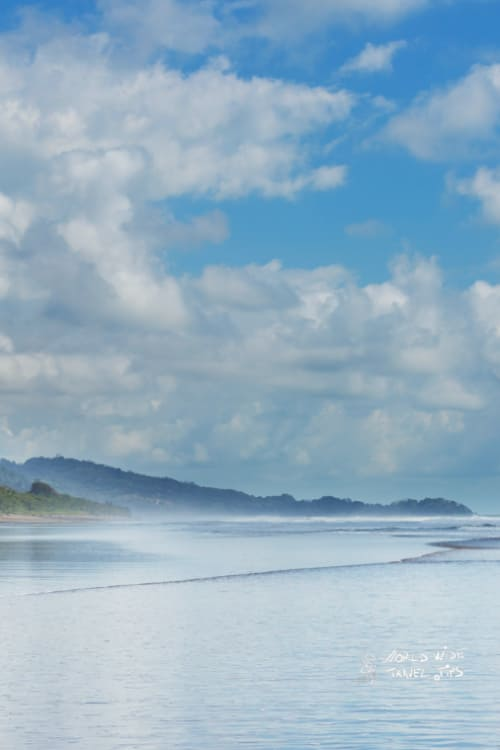 Playa Santa Teresa Beach of Costa Rica