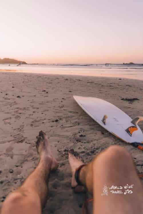 Tamarindo Beach Costa Rica Surf