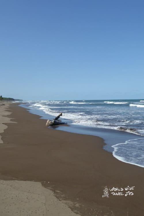 Beaches in Costa Rica Tortuguero Beach