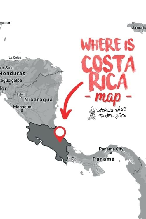 Where is Costa Rica in Central America