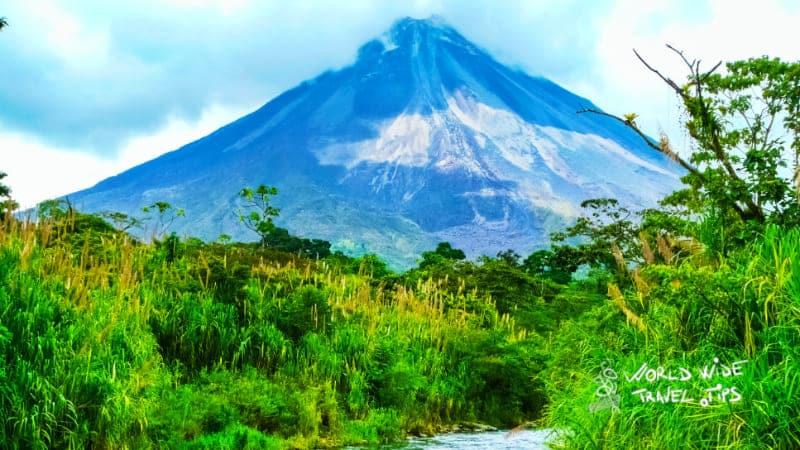 Arenal Volcano Costa Rica National Park