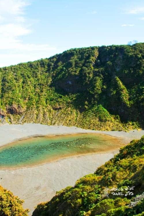 Playa Hermosa Crater Irazu Volcano Costa Rica