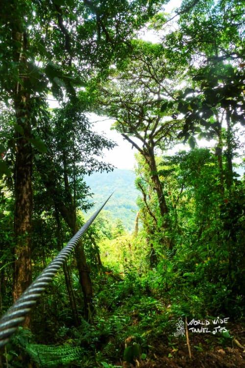 Costa Rica Zipline Arenal