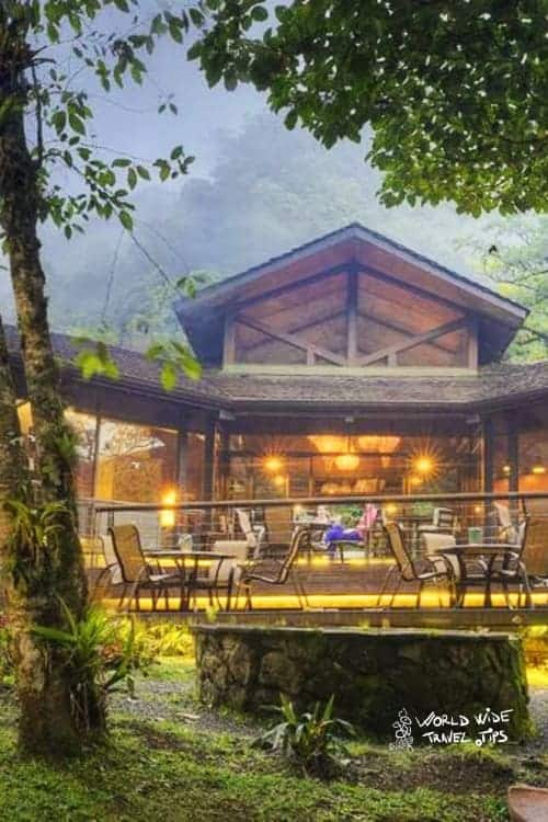 El Silencio Lodge and Spa in Costa Rica