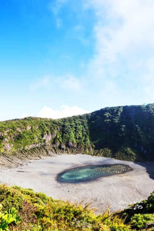 Hike to Irazu Volcano in Costa Rica