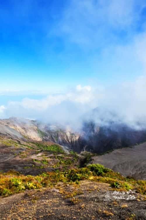 Irazu Volcano Hike Costa Rica