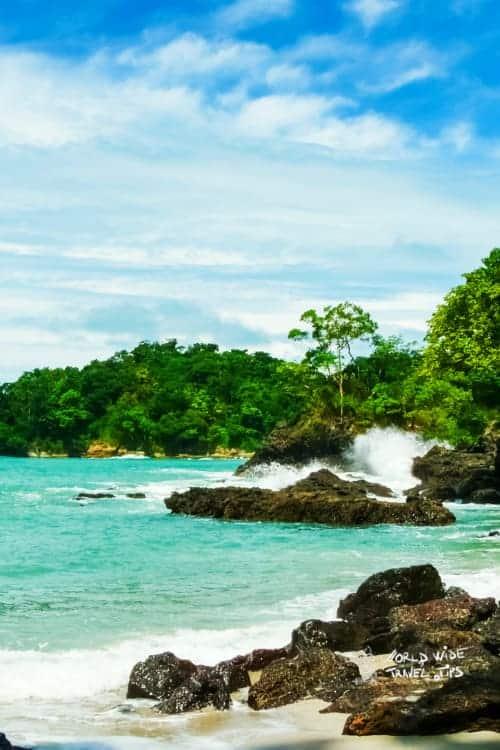 Manuel Antonio National Park Puntarenas Province Quepos Costa Rica