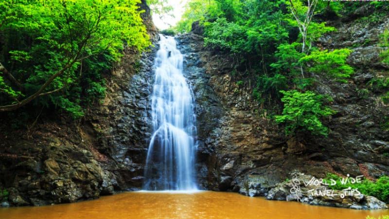 Montezuma waterfalls Costa Rica