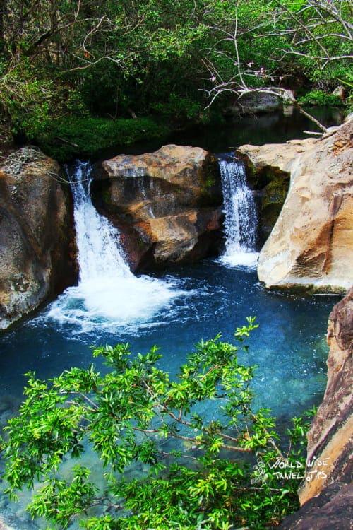 Oropendola Waterfall Costa Rica