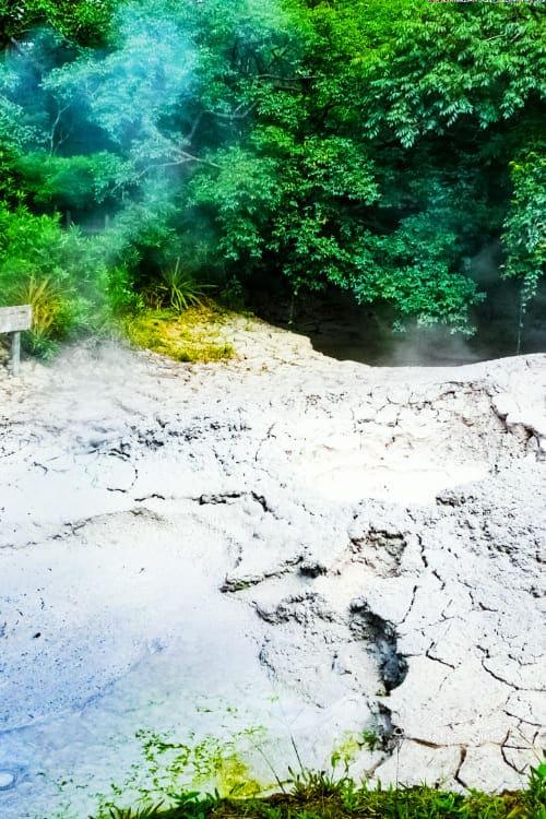 Rincon de la Vieja National Park Boiling Mud