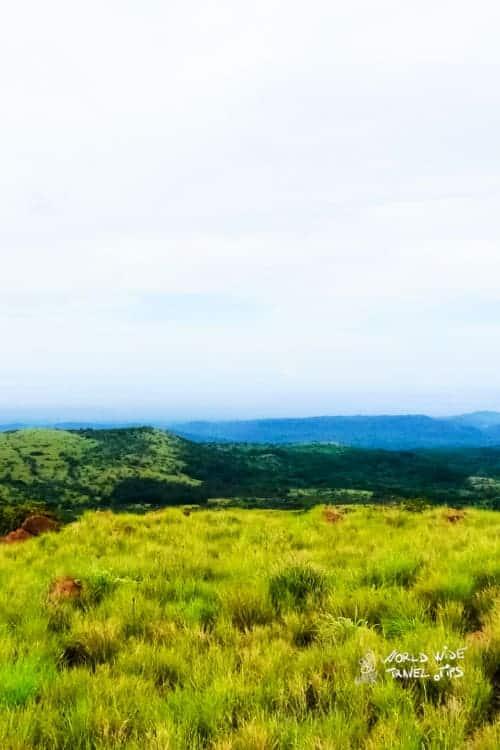 Rincon de la Vieja National Park Weather