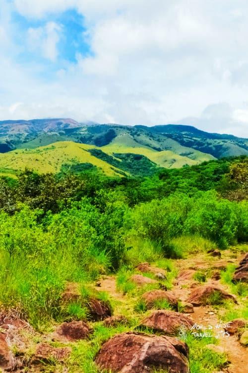 Rincon de la vieja Volcano Costa Rica
