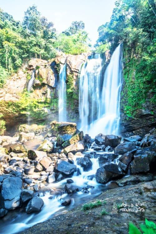 Upper Nauyaca Waterfalls Costa Rica
