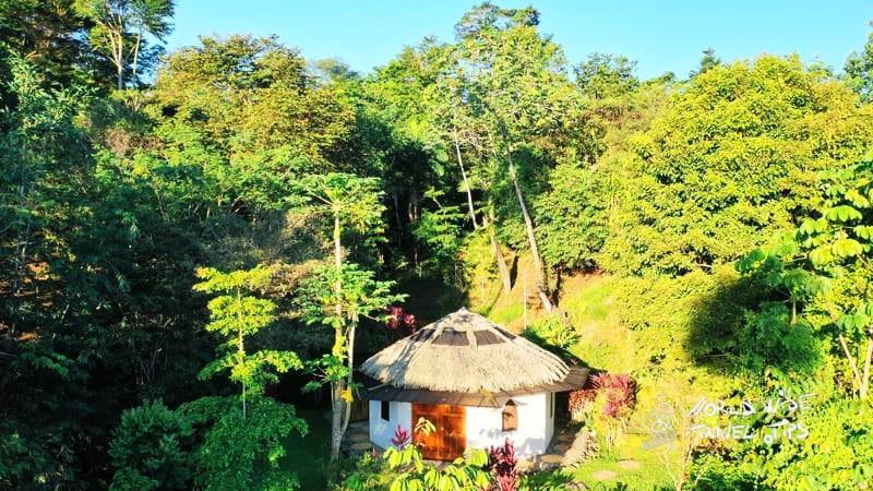 paradise lodge temple costa rica