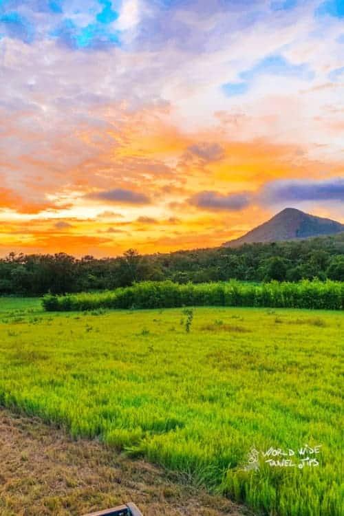 Costa Rica weather in April