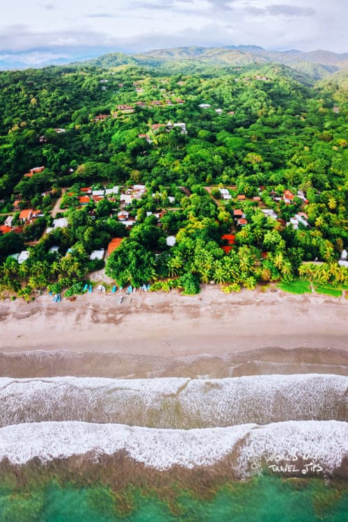 Costa Rica weather in November