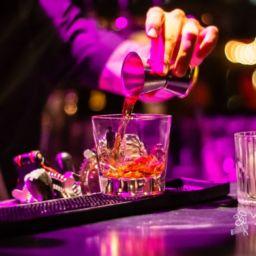 Jaco Costa Rica nightlife cocktail